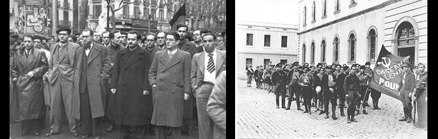 1937. Buró Internacional de las Juventudes Revolucionarias