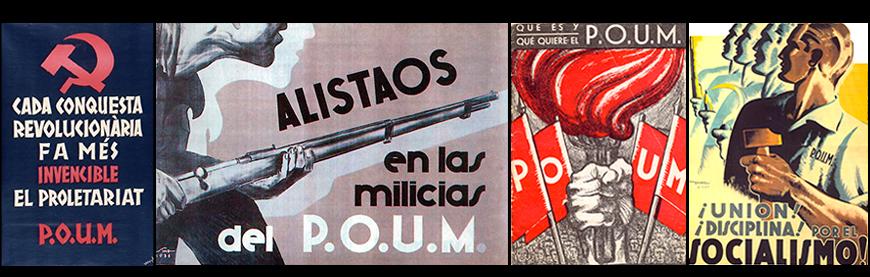 1937. POUM. El significado y alcance de las jornadas de mayo frente a la contrarrevolución