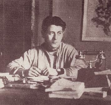 Homenaje a Andrés Nin (Juan Andrade,1954)