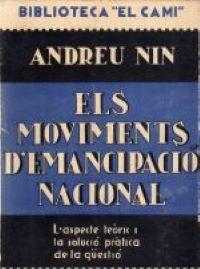 Los movimientos de emancipación nacional (Andreu Nin, 1935)