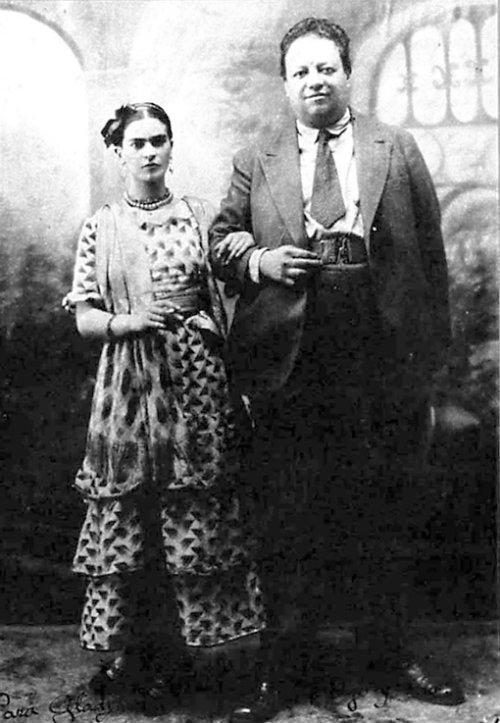 Frida y Diego: una pareja de cine (Pepe Gutiérrez-Álvarez, 2007)