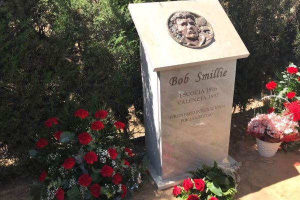 Bob Smillie, homenaje a un hombre valiente (Mariado Hinojosa)