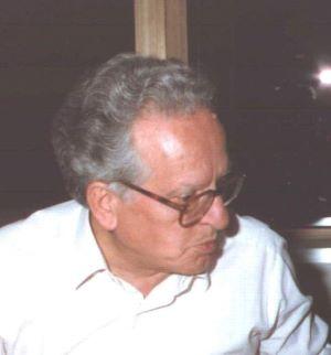 Andreu Nin y León Trotsky (Wilebaldo Solano, 1989)