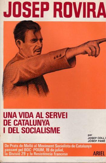 Orwell, soldado de Rovira (Josep Pané)