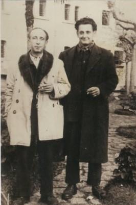 Jaime Fernández, el gallego bolchevique (X. Enrique Acuña, 1998)